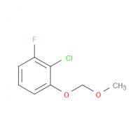 2-Chloro-1-fluoro-3-(methoxymethoxy)benzene