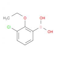 3-Chloro-2-ethoxyphenylboronic acid