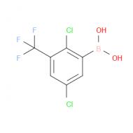 2,5-Dichloro-3-(trifluoromethyl)penylboronic acid