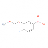 4-Fluoro-3-(methoxymethoxy)phenylboronic acid