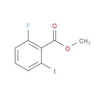 2-Fluoro-6-iodobenzoic acid methyl ester