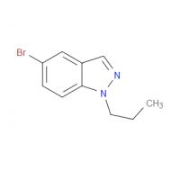 5-Bromo-1-propyl-1H-indazole