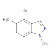4-Bromo-1,5-dimethyl-1H-indazole