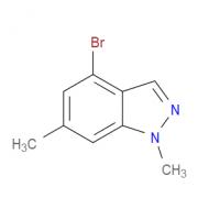 4-Bromo-1,6-dimethyl-1H-indazole