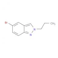 5-Bromo-2-propyl-2H-indazole