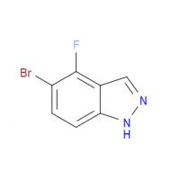 5-Bromo-4-fluoro-1H-indazole