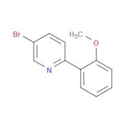 3-Bromo-6-(2-methoxyphenyl)pyridine