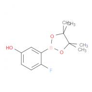 2-Fluoro-5-hydroxyphenylboronic acid, pinacol ester