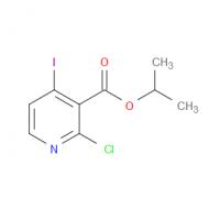 1-Methylethyl 2-chloro-4-iodo-3-pyridinecarboxylate