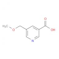 5-(Methoxymethyl)pyridine-3-carboxylic acid