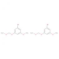 1-Bromo-3-methoxy-5-(methoxymethoxy)benzene