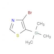 4-Bromo-5-trimethylsilanylthiazole