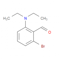 2-Bromo-6-(diethylamino)benzaldehyde