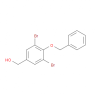 [4-(Benzyloxy)-3,5-dibromophenyl]methanol