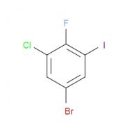 5-Bromo-3-chloro-2-fluoroiodobenzene