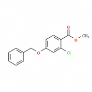 Methyl 4-benzyloxy-2-chlorobenzoate