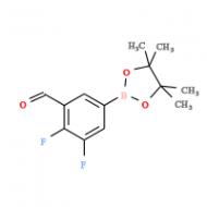 3,4-Difluoro-5-formylphenylboronic acid pinacol ester