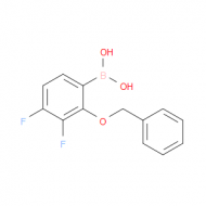 2-Benzyloxy-3,4-difluorophenylboronic acid