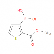 [2-(Methoxycarbonyl)thiophen-3-yl]boronic acid