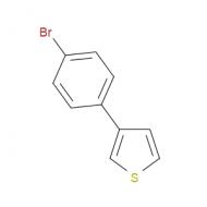 3-(4-Bromophenyl)thiophene