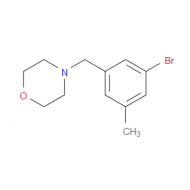 4-(3-Bromo-5-methylbenzyl)morpholine