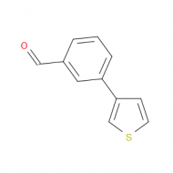 3-(Thiophen-3-yl)benzaldehyde