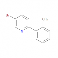 5-Bromo-2-(2-methylphenyl)pyridine