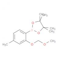 2-(Methoxymethoxy)-4-methylphenylboronic acid pinacol ester
