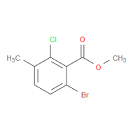 Methyl 6-bromo-2-chloro-3-methylbenzoate