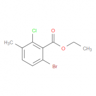 Ethyl 6-bromo-2-chloro-3-methylbenzoate