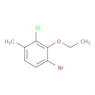4-Bromo-2-chloro-3-ethoxytoluene