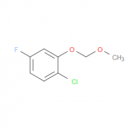 1-Chloro-4-fluoro-2-(methoxymethoxy)benzene