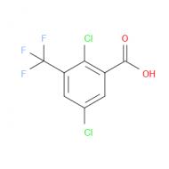 2,5-Dichloro-3-(trifluoromethyl)benzoic acid