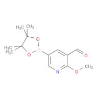 5-Formyl-6-methoxypyridine-3-boronic acid pinacol ester