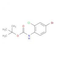 tert-Butyl (4-bromo-2-chlorophenyl)carbamate