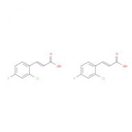 3-(2-Chloro-4-fluorophenyl)-2-propenoic acid