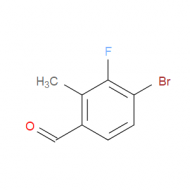 4-Bromo-3-fluoro-2-methylbenzaldehyde