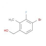 (4-Bromo-3-fluoro-2-methylphenyl)methanol