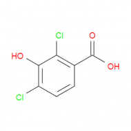 2,4-Dichloro-3-hydroxybenzoic acid