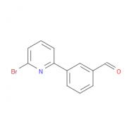 3-(6-Bromo-pyridin-2-yl)benzaldehyde