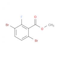 Methyl 3,6-dibromo-2-fluorobenzoate