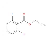 2-Fluoro-6-iodobenzoic acid ethyl ester