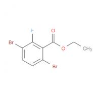 Ethyl 3,6-dibromo-2-fluorobenzoate