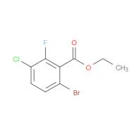 Ethyl 6-bromo-3-chloro-2-fluorobenzoate