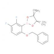 2,3-Difluoro-6-benzyloxyphenylboronic acid pinacol ester