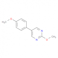 2-Methoxy-5-(4-methoxy-phenyl)-pyrimidine