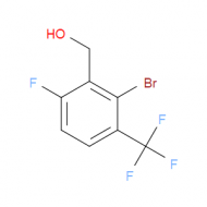 2-Bromo-6-fluoro-3-(trifluoromethyl)benzyl alcohol