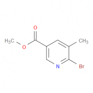Methyl 6-bromo-5-methylnicotinate
