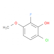 6-Chloro-2-fluoro-3-methoxyphenol