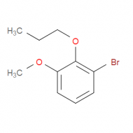 1-Bromo-3-methoxy-2-propoxybenzene
